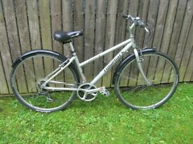 Ridgeback Comet Hybrid bicycle - 17 inch lady's frame also suit girls aged 10 years up £180