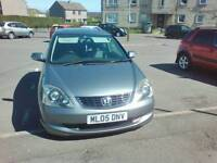 2005 1.6 civic excetutive