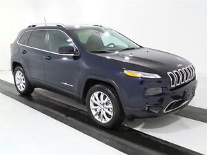 2016 Jeep Cherokee Limited 4x4 *NOT A RENTAL*