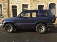 *** SOLD *** Isuzu Trooper SWB 3.1TD ****SOLD****