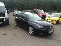 2007 mazda 3 mps aero.turbo not st2 vxr gti bmw merc
