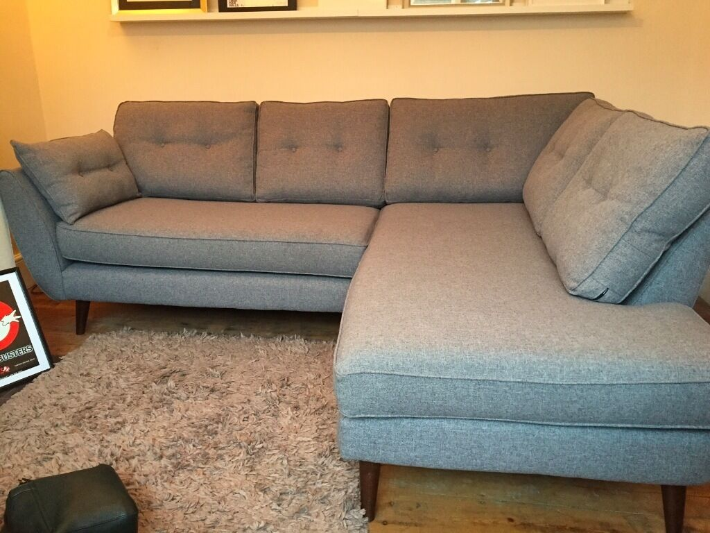 french grey sofa my sitting room edwin grey sofa from. Black Bedroom Furniture Sets. Home Design Ideas