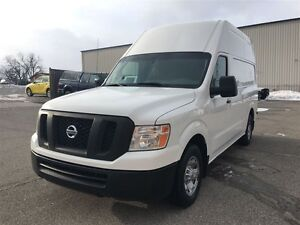 2012 Nissan NV 2500 S 2500 Highroof