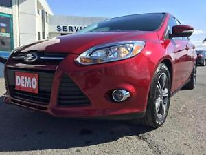2014 Ford Focus SE DEMO!!!