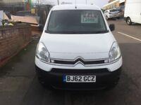 CITROEN BERLINGO VAN 1.6HDI 3 SEAT 2012/62 REG 98K £3999