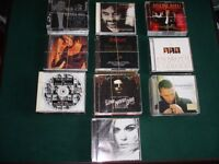 32 CDs of Various Artists
