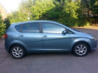 2004 Seat Altea 1.9tdi diesel low mileage FSH