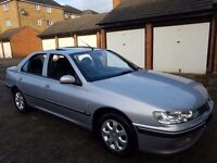 PEUGEOT 406 PETROL-EXECUTIVE MODEL-E0 ENGINE-FULL OPTION-ELECTRIC SEAT-MINT CONDITION-2 KEYS-406 car