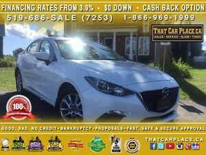 2014 Mazda MAZDA3 GS-$51/Wk-Nav-Bluetooth-RearCam-USB/AUX/CD/Mp3