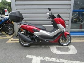 Yamaha NMAX125 - Learner Legal Scooter