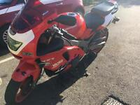 Zx6r f3 in great condition!