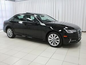 2018 Audi A4 HURRY IN TO SEE THIS BEAUTY!! TFSI QUATTRO SEDAN w
