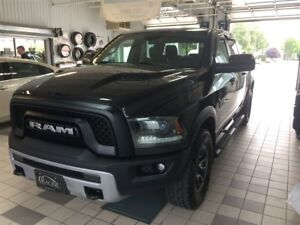 2015 Ram 1500 REBEL CREW CAB V8 5.7L 4X4