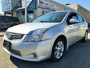 2011 NISSAN SENTRA S**2.0L 4CYLINDER/ALLOYS/CERTIFIED**