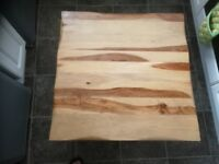 Solid wood living room table excellent condition £40