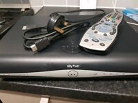 SKY+ HD BOX 500GB WITH BUILT IN WIFI -Model DRX 890WL