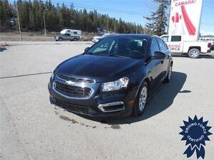 2015 Chevrolet Cruze 1LT Front Wheel Drive - 43,306 KMs, 1.4L
