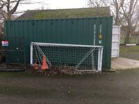 12' x 4' Football Goal Posts