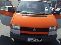 LEFT HAND DRIVE VOLKSWAGEN TRANSPORTER IN GREAT CONDITION....