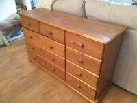 Chest of drawers, new