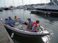Terhi 4110 2012 Boat for sale Yamaha 4 stroke 30hp electric start power tilt outboard Y-cop security