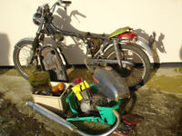honda cb 125 parts 1975 spares job lot