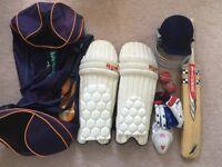 Cricket Kit - Mens (Gray Nicolls bat & helmet)