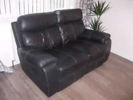 Harveys 2 seater sofa recliner
