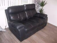 Harveys 2 seater sofa recliner