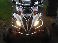 Yamaha raptor 700 2013
