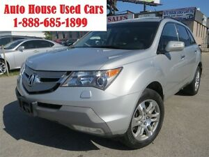 2009 Acura MDX Leather, sunroof, AWD, 7 passenger