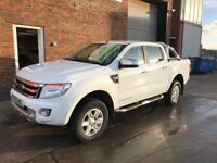 2015 Ford Ranger Limited Double Cab 3.2L *NO VAT PAYABLE*
