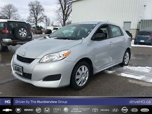 2014 Toyota Matrix 4A (2) | ACCIDENT FREE | LOCAL VEHICLE |