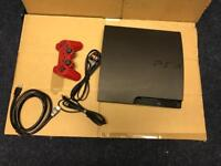 Ps3 slim 160gb for sale comes with controller and hdmi power cable local pick from longsight
