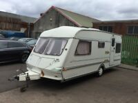 ABI JUBILEE VICEROY CARAVAN WITH A FULL KITCHEN & WASHROOM MINT FOR AGE (MID 90'S)