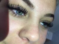 Semi permanent eyelashes 🌟special offer 35🌟 Mobile and salon based