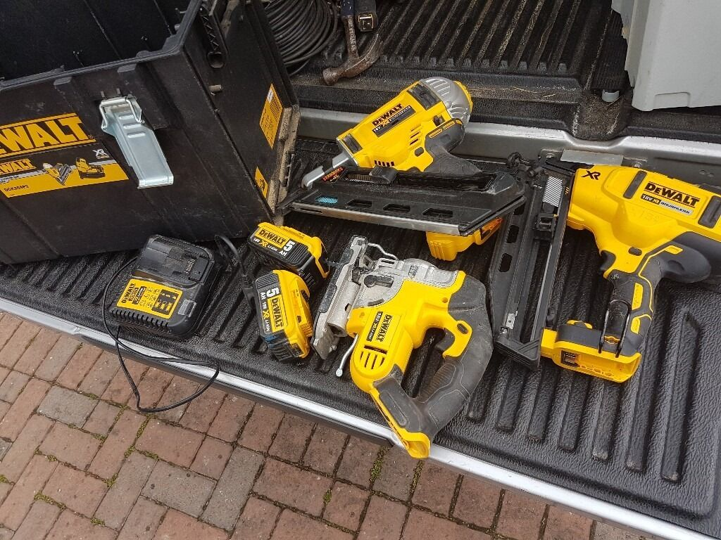 Dewalt Nail Gun Twin Pack Review – Best Nail 2018