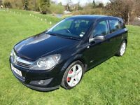 Vauxhall Astra Sri Cdti 1.9 (year 2008) cat. C. No fault.