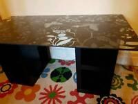 Ikea glass top table