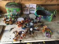 Wii skylanders collection