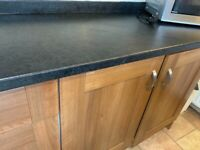 Bq oak kitchen doors