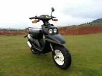 YAMAHA BW,S 50 CC,SCOOTER,MOPED,LEARNER LEGAL,BWS,B WIZZ,CLASSIC,RETRO,NEW MOT,REV AND GO,