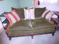 Lovely 1920s Bergere suite