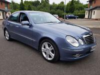 2006 (56) Mercedes E280 3.0 V6 CDI Advantgarde Auto