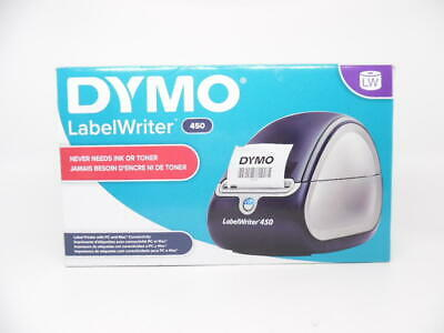 Dymo Label Printer Labelwriter 450 Direct Thermal Label Printer For Labeling