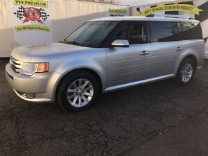 2012 Ford Flex SEL, Automatic, Leather, Sunroof, AWD