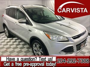2013 Ford Escape SEL 4WD - BLUETOOTH/NAVIGATION -
