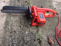Sovereign Electric Chainsaw