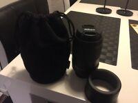 Nikon dx af-s Nikkor 55-300 1:4.5-5.6 ged vr