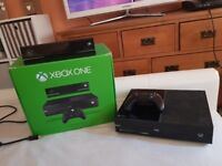 Xbox One - Kinect - Controller